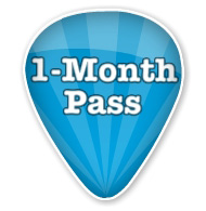 1 Month Pass - Only $7.99