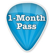 1 Month VIP Pass - Only $7.99