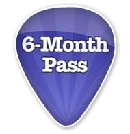 6 Month Pass - Only $29.99